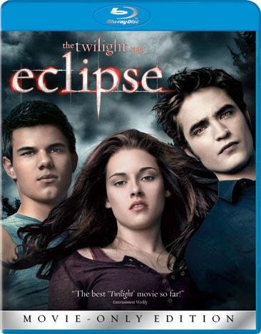 The Twilight Saga: Eclipse (Movie Only) (Blu-ray Disc)