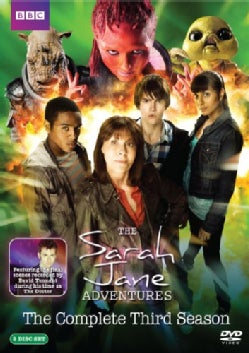 The Sarah Jane Adventures: The Complete Third Season (DVD)