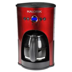 Kalorik Red Programmable 12-cup Coffee Maker