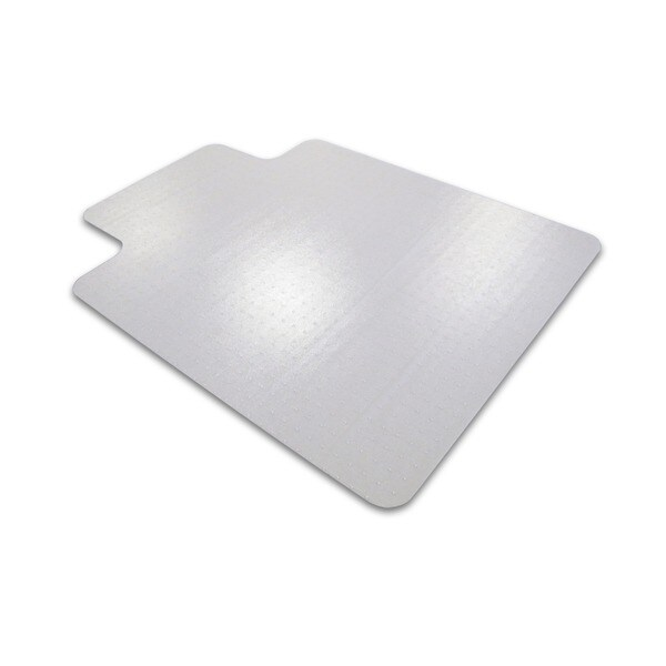 Floortex Cleartex Ultimat Polycarbonate Rectangular Chair Mat (47 x 35