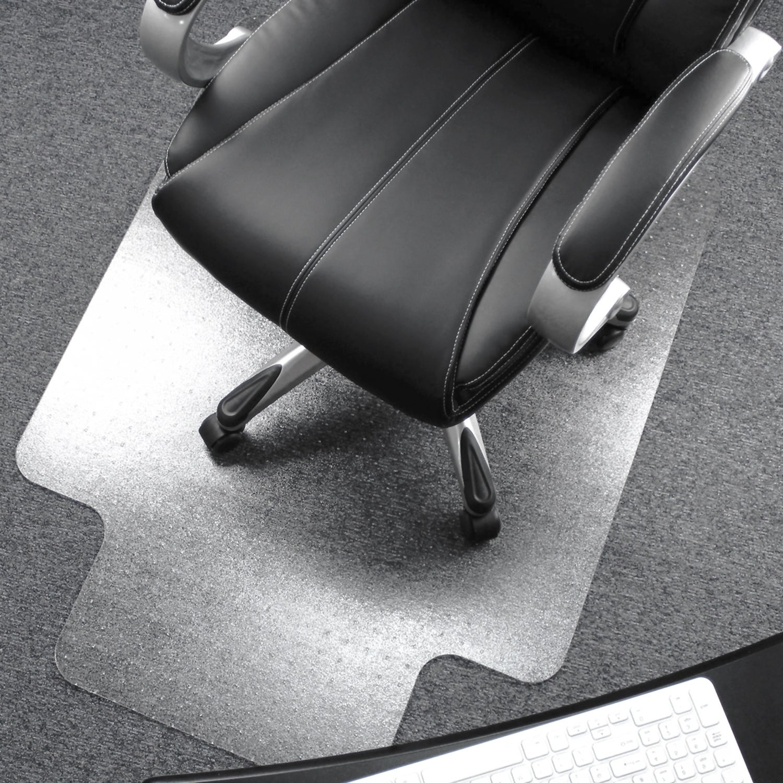 Floortex Cleartex Ultimat Chair Mat Rectangular with Lip (47 x 35