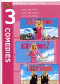 Legally Blonde Triple Feature (DVD)