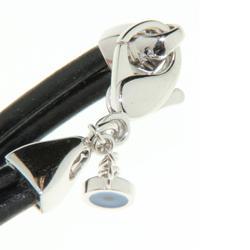 14k White Gold 5/8ct TDW Diamond Hamsa Bracelet (J, I2)
