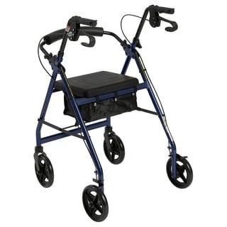 Aluminum Padded Seat Rollator