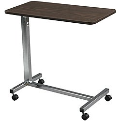 Drive Medical Non-tilt Top Overbed Table