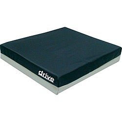 Drive Deluxe 22-inch Skin Protection Gel E 3 Wheelchair Seat Cushion