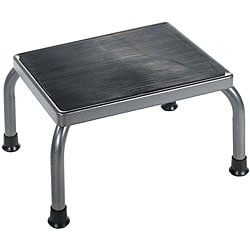 Drive Steel Footstool with Non-skid Rubber Platform