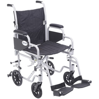 Drive Poly Fly Lightweight Transport Chair Wheelchair
