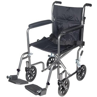 SV Steel Transport Chair