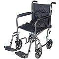 Drive Medical SV Steel 19-inch Transport Chair