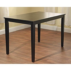 Shaker Black Dining Table
