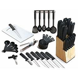 Flare 41-piece Kitchen Essentials Combo Set