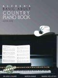 Alfred's Basic Adult Piano Course, Country Songbook: Level 1 (Paperback)
