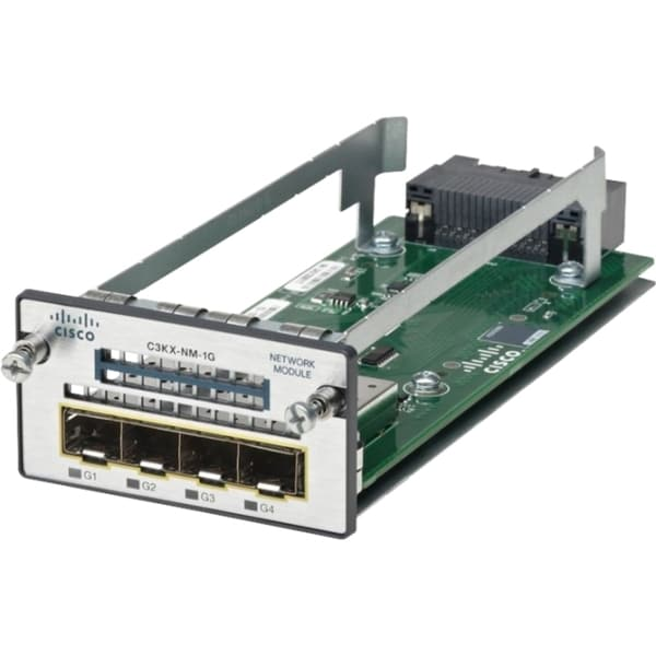 Cisco C3KX-NM-10G Network Module