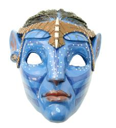 Neytiri Na'Vi Head Strap Avatar Movie Mask
