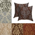 Roman 18-inch Decorative Pillows (Set of 2)