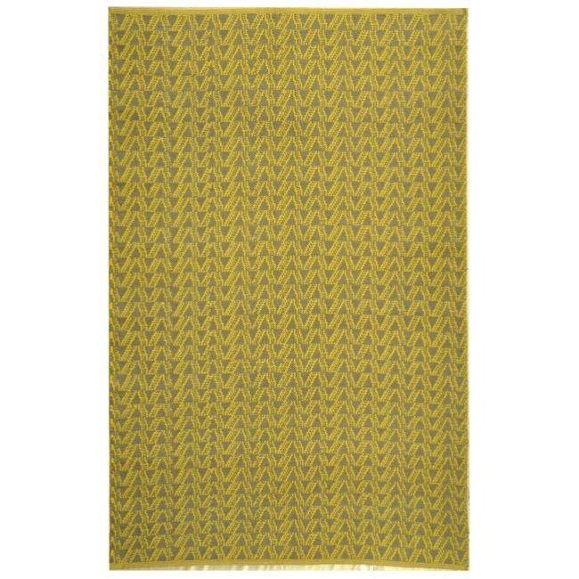 Thom Filicia Ackerman Sunflower Outdoor Rug (5' x 8')