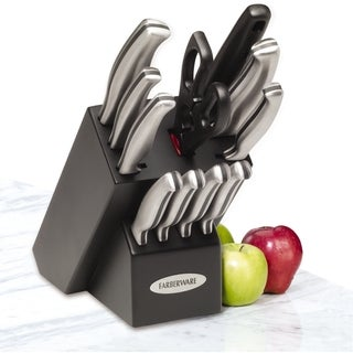 Farberware Stamped Stainless Steel 12-piece Cutlery Set