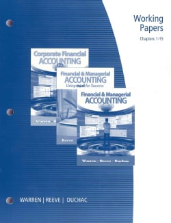 Financial and Managerial Accounting 11th edition or Corporate Financial Accounting 11th edition or Financial and ... (Paperback)