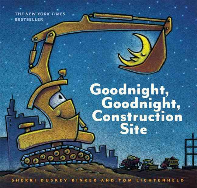 Goodnight, Goodnight, Construction Site (Hardcover)