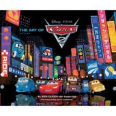The Art of Cars 2 (Hardcover)