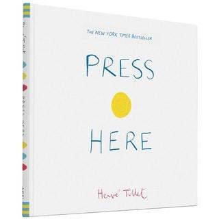 Press Here (Hardcover)