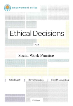 Ethical Decisions for Social Work Practice (Paperback)