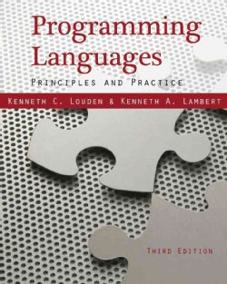 Programming Languages: Principles and Practices (Hardcover)