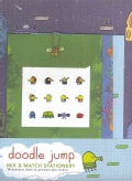 Doodle Jump Mix & Match Stationery (Cards)