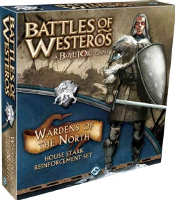 Battles of Westeros; a Battlelore Game: Wardens of the North; House Stark Reinforcement Set (Game)