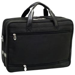 McKlein Rockford Nylon Fly-through Checkpoint-friendly Laptop Case