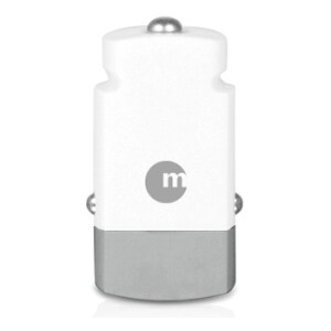 Macally Mini Car USB Auto Adapter