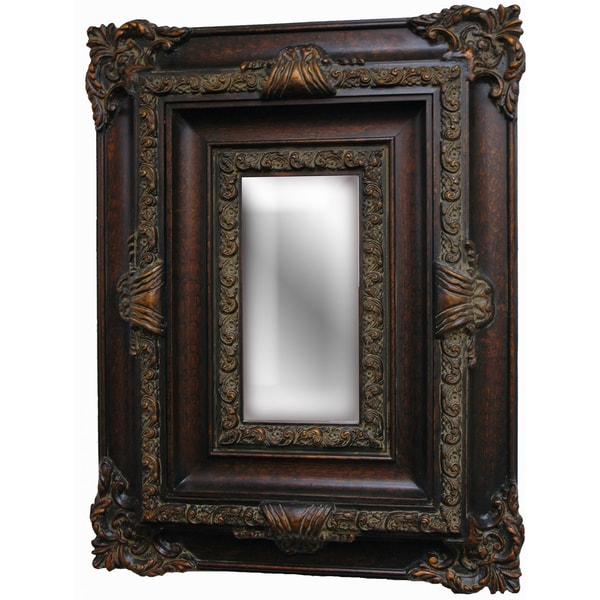 decorative wall mirrors rectangle images