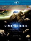 The Universe: 7 Wonders of the Solar System 3D (Blu-ray Disc)