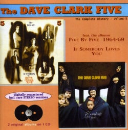 Dave Five Clark - Dave Clark 5 3LP Vol. 5
