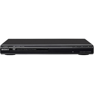 Sony DVP-SR200P/B DVD/CD Player (Refurbished)