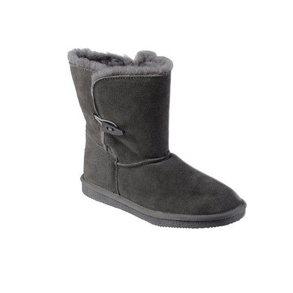 Pawz by Bearpaw Women's 'Cove' Suede Leather Boots
