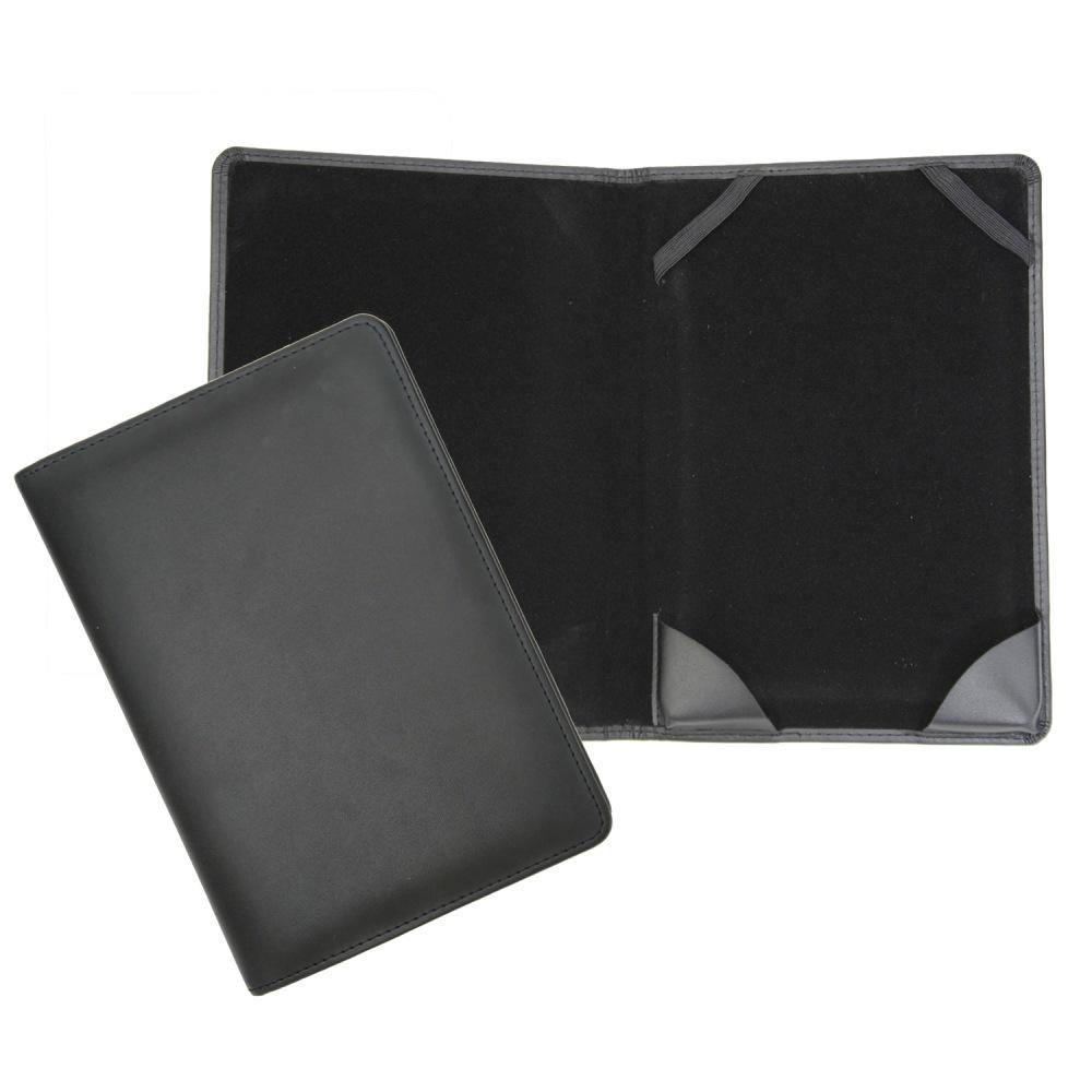 Royce Black Synthetic-leather Protective Sleeve for Kindle 3