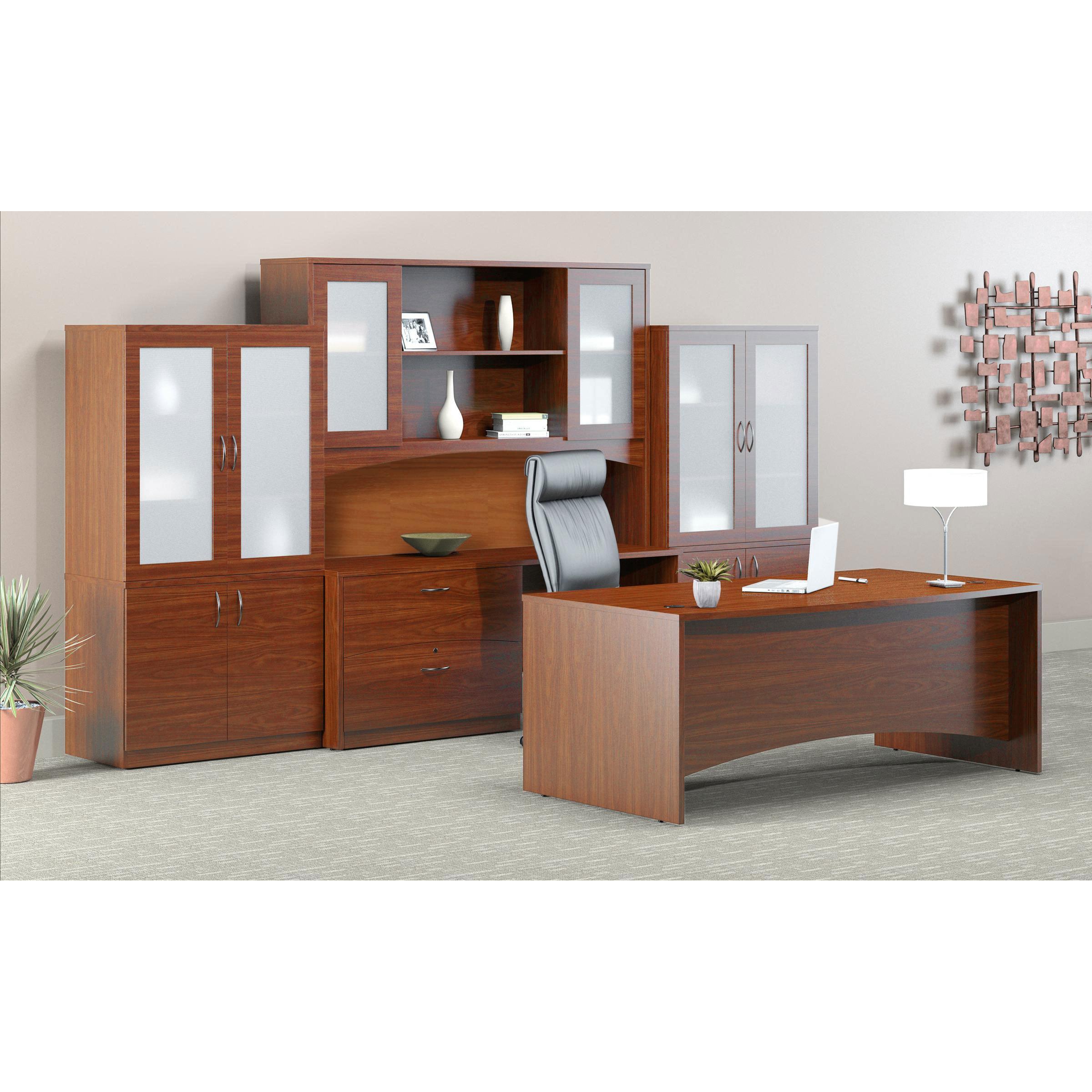 Mayline Brighton Executive Desk