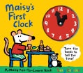 Maisy's First Clock (Novelty book)