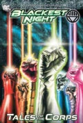 Blackest Night: Tales of the Corps (Paperback)