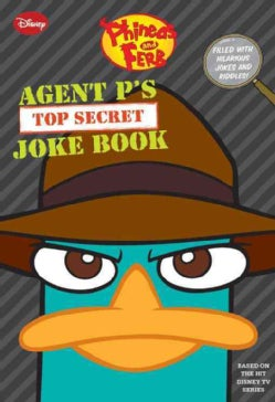 Agent P's Top Secret Joke Book (Paperback)