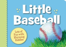 Little Baseball (Board book)