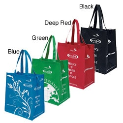 Traveler's Club 15-in EZ Clip-n-Shop Tote Bag (Case of 48)
