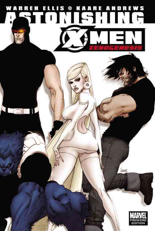 Astonishing X-Men: Xenogenesis (Hardcover)