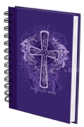 Cross Large Spiral Journal (Hardcover)