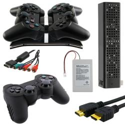 6-piece Combo Kit for Sony PlayStation 3