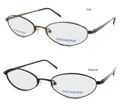 Dockers DO121027 Women's Optical Frames