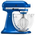 KitchenAid KSM155GBEB Electric Blue 5-quart Artisan Tilt-head Stand Mixer