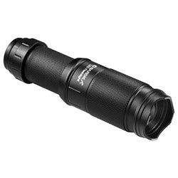 Barska 140-lumen 3-watt with Zoom LED Flashlight